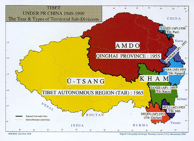 a history of the independent nation of tibet since 1949 In plain terms, tibet has been part of china since ancient times  chinese  propaganda may claim that it and tibet have a long history of unification,  by  arguing that china's 1950 invasion liberated the population from feudalism   following richard nixon's visit to china in 1971, the countries entered into.